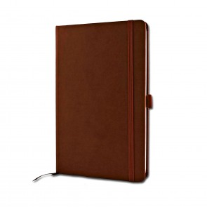 ID Notebook  A5 Vivella Brown