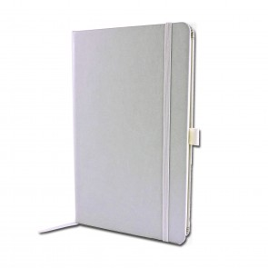 ID Notebook A5 Silk Grey