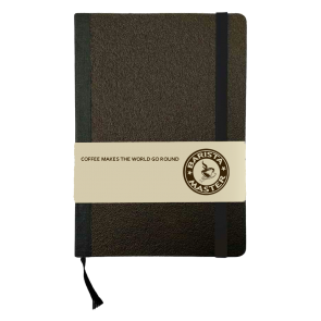 Coffee Cover Notitieboek A5