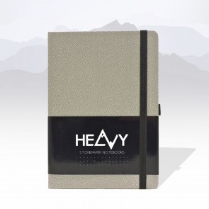 Heavy Stonepaper Notebook Sand