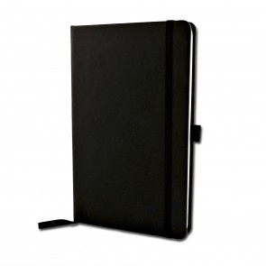 ID Notebook A5 Vivella black