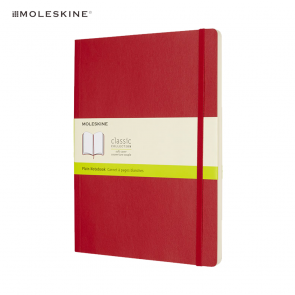 Moleskine® Classic XL Softcover Notitieboek Blanco Rood