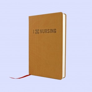 I LOVE NURSING Notitieboek A5